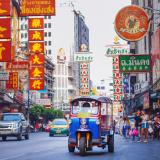 Bangkok Boutique Chinatown Full day
