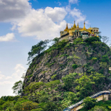 Explore Mount Popa Hafl day