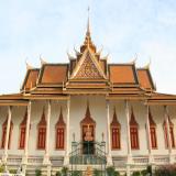 Phnom Penh City Tour Half Day