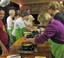 Thuy Bieu Cooking Class