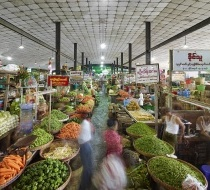 Thirimingalar Vegetable Market