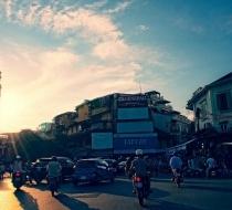 Una parte de Hanói