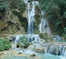 Khuang Sy Waterfall