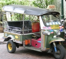 Tuc Tuc - Means of Transport