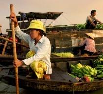 Mercado flotante Cai Be