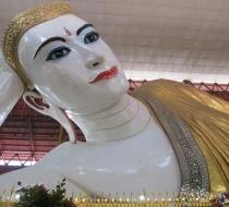 Chauktatgyi Reclining Buddha