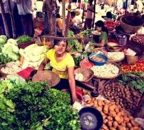 Nyaung Oo Market