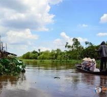 Charming Waterway On Tan Phong Island 145