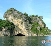 Tien Ong Cave
