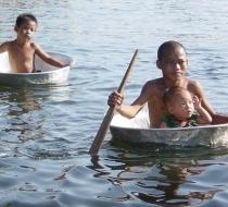 Tonle Sap Lake Local Life