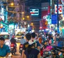 Pham Ngu Lao Street