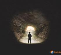 Exploring The Phong Nha Cave.
