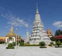 Silver Pagoda & Royal Palace Of Cambodia