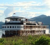 RV Paukan Cruise