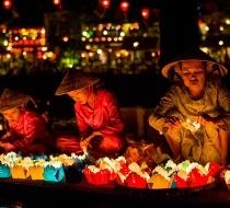 Magical Hoi An at night