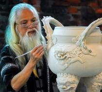 Ceramic Artists, Ceramic Production Villages Famous Bat Trang