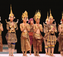 Camboda Apsara Dance