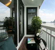 Wild Lotus Balcony