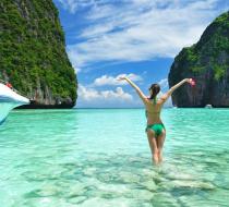 Best Phi Phi Island Tour From Krabi