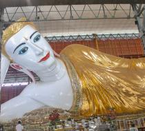 Reclining Budha (5)