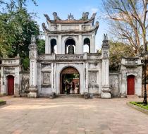 Temple Of Liturature