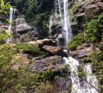 Nam Sanam Waterfall 1