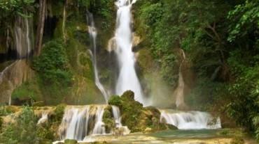 Luang Prabang- Khouangsi Waterfall Full day
