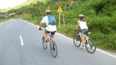 Bike & Raft from Dalat to Nha Trang Full day