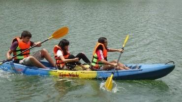 Hike & Kayak Full day