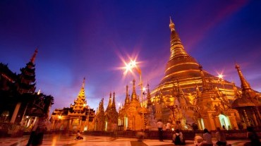 Yangon Sightseeing Tour Full day