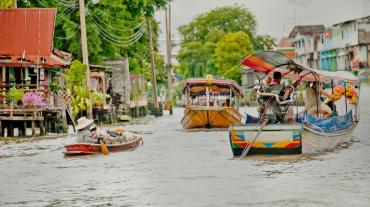 Vietnam, Cambodia & Thailand at a glance 13 days
