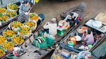 Mekong Delta with Floating Market 2 days