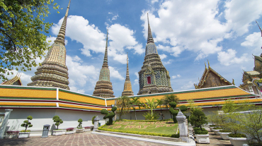 Bangkok City & Temples half day