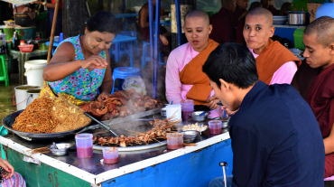 Yangon Street Food Tour