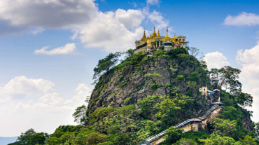 Explore Mount Popa Hafl day
