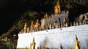 Discover Pak Ou Cave Half day