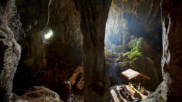 Vang Vieng Trekking Experience Haft day