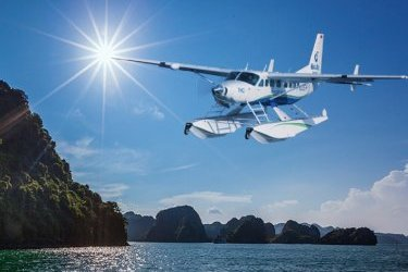 Hanoi - Halong Bay Cruise with Seaplane 2 days
