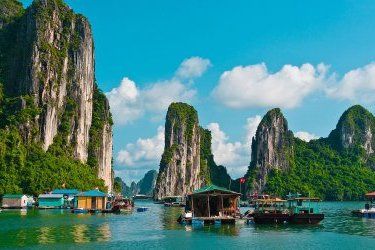 Hanoi - Halong Bay & Mai Chau 4 days