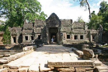 Full day tours - Angkor Thom and Grand Circuit