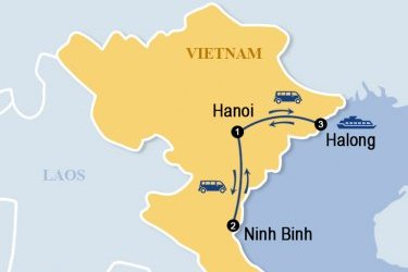 A Glimpse Of Northern Vietnam 5 Days