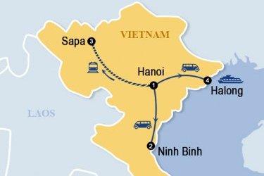 Best Of Northern Vietnam 6 Days