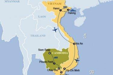 Best Of Vietnam And Cambodia 15days