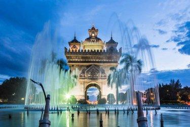 Laos - Vietnam At A Glance 12 Days