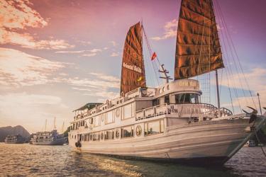 Oriental Sails 2 days