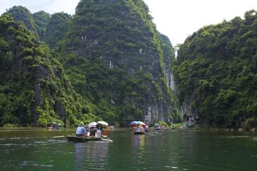 Trang An Ecological Park - Bai Dinh Temple Full Day