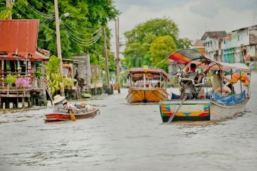 Vietnam, Cambodia & Thailand at Glance 2 Weeks