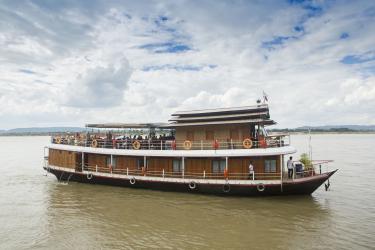 Metta Cruise 3 days Bagan – Monywa