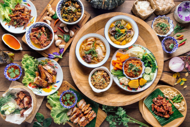Thailand Culinary Tours 9 days