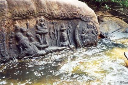 Banteay Srey - Kbal Spean Half day
